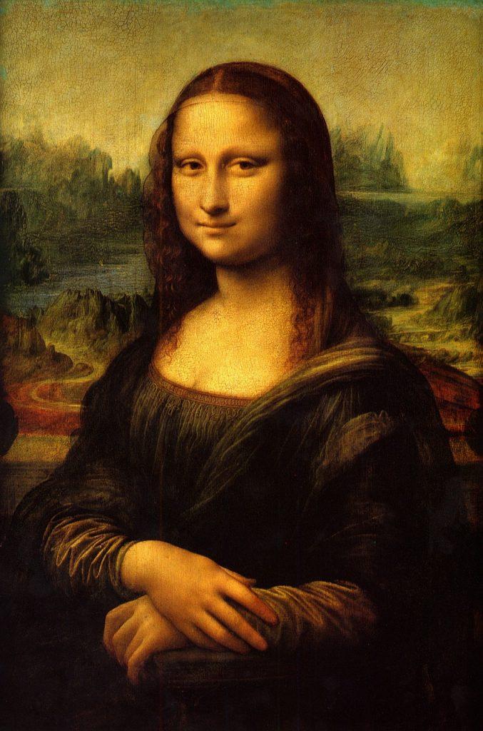 schilderijen mona lisa